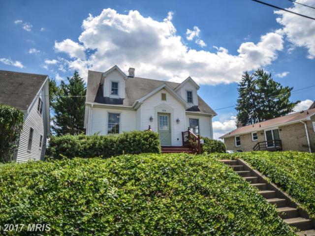 324 Jefferson Street S, Frederick, MD 21701 (#FR9983672) :: LoCoMusings