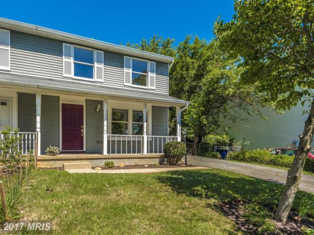 147 Stonegate Drive, Frederick, MD 21702 (#FR9988766) :: Ultimate Selling Team