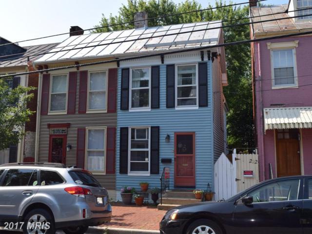 224 3RD Street E, Frederick, MD 21701 (#FR9995793) :: A-K Real Estate