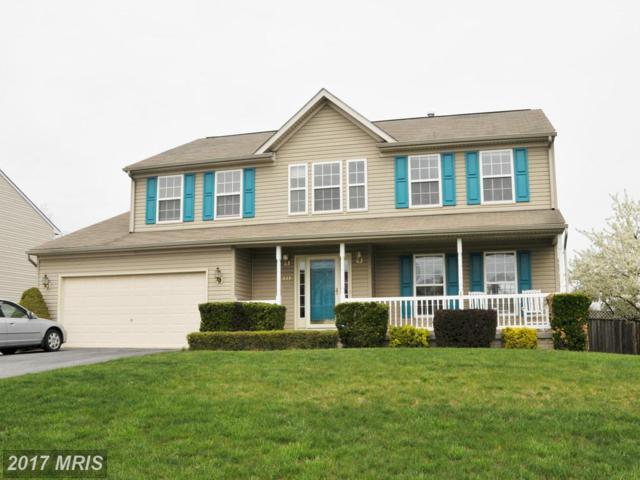 431 Lilys Way, Winchester, VA 22602 (#FV9912959) :: LoCoMusings
