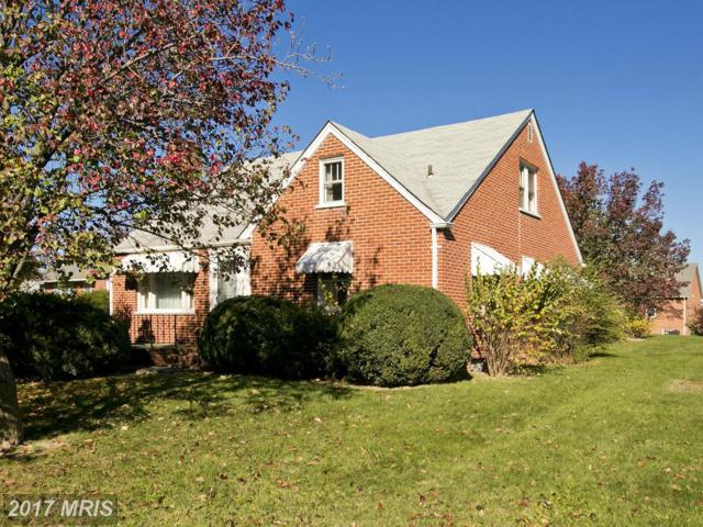 1173 Millwood Pike, Winchester, VA 22602 (#FV9918917) :: Pearson Smith Realty