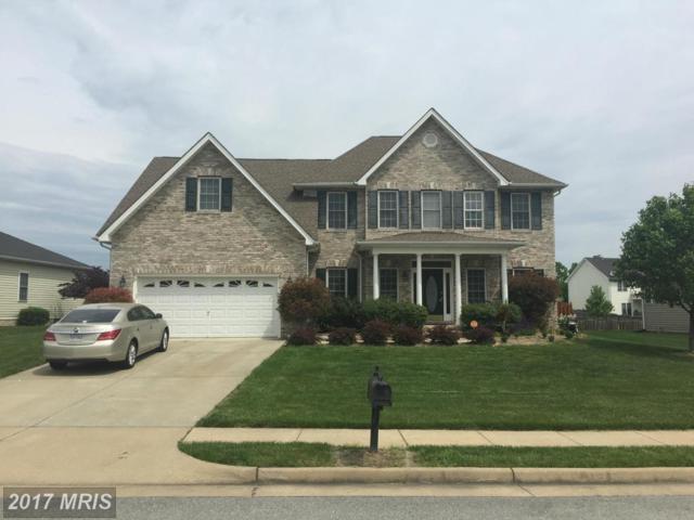 114 Wayfaring Drive, Winchester, VA 22602 (#FV9936615) :: Pearson Smith Realty