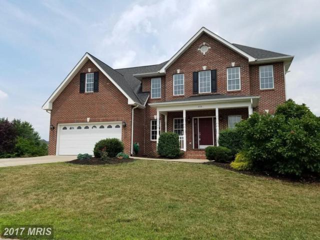 206 Dewberry Drive, Winchester, VA 22602 (#FV9976108) :: Pearson Smith Realty