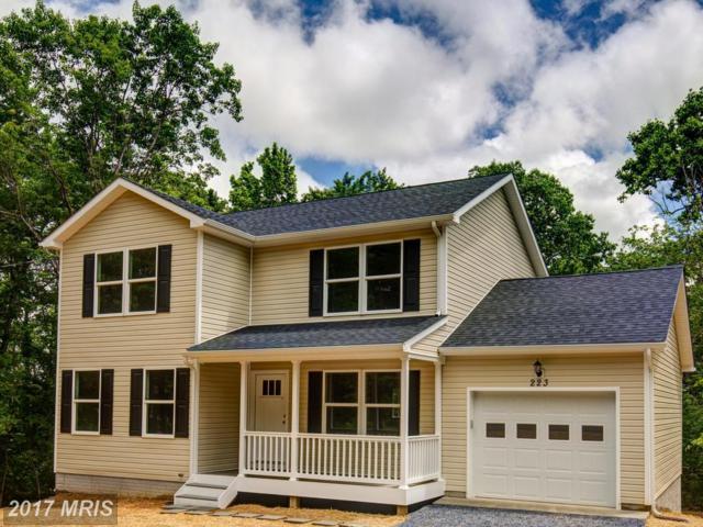 LOT 25 Iris Lane, Winchester, VA 22602 (#FV9988068) :: Pearson Smith Realty