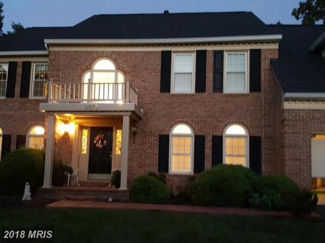 5803 Fairview Woods Drive, Fairfax Station, VA 22039 (#FX10018676) :: Advance Realty Bel Air, Inc