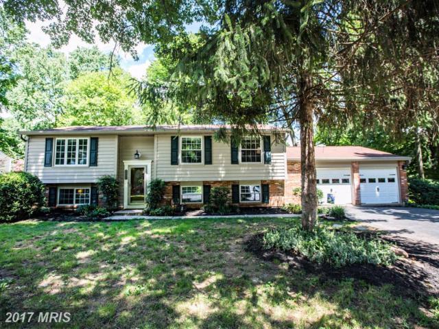 9302 Jackson Street, Burke, VA 22015 (#FX10019007) :: Pearson Smith Realty