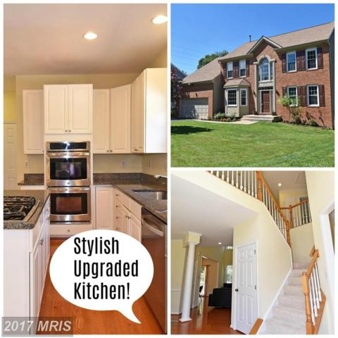 8818 Copper Leaf Way, Fairfax Station, VA 22039 (#FX10025026) :: Browning Homes Group