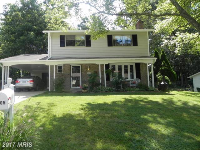6805 Landor Lane, Springfield, VA 22152 (#FX10027976) :: Pearson Smith Realty