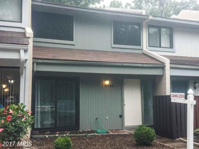 2295 White Cornus Lane, Reston, VA 20191 (#FX10031535) :: RE/MAX Executives