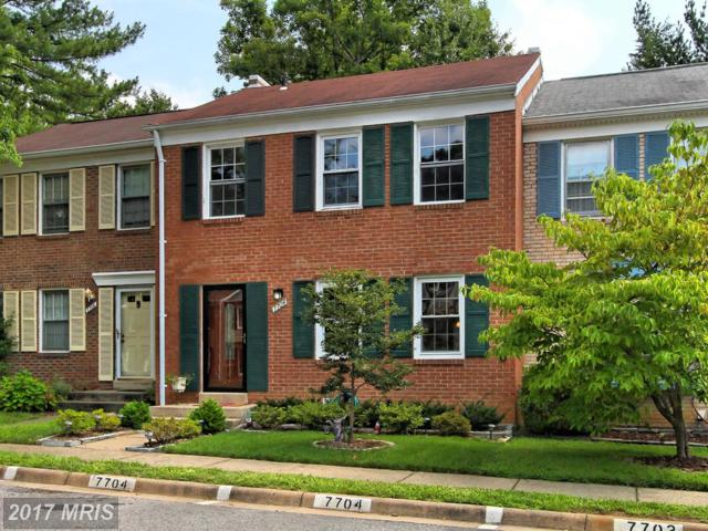 7704 Durer Court, Springfield, VA 22153 (#FX10032610) :: Browning Homes Group