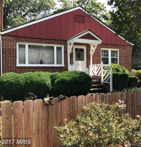 2807 Marshall Street, Falls Church, VA 22042 (#FX10036592) :: Pearson Smith Realty