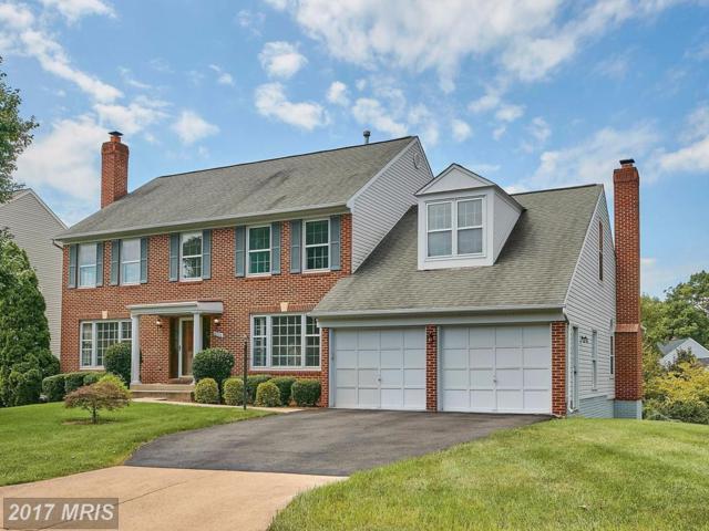 6726 Hartwood Lane, Centreville, VA 20121 (#FX10041386) :: LoCoMusings