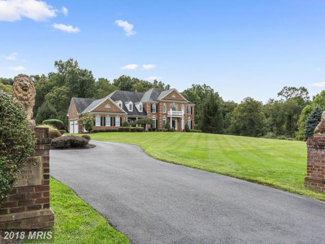 13215 Twin Lakes Drive, Clifton, VA 20124 (#FX10067422) :: The Gus Anthony Team
