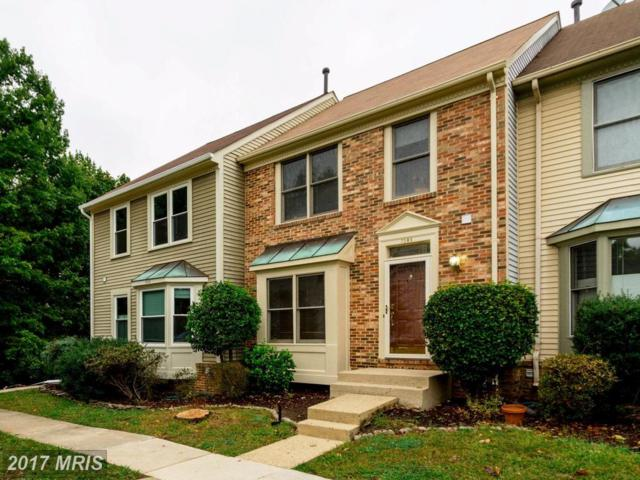 7208 Lensfield Court, Alexandria, VA 22315 (#FX10078882) :: Browning Homes Group