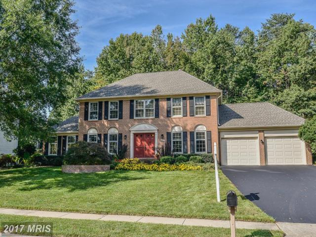 8612 Cross Chase Court, Fairfax Station, VA 22039 (#FX10079450) :: Browning Homes Group