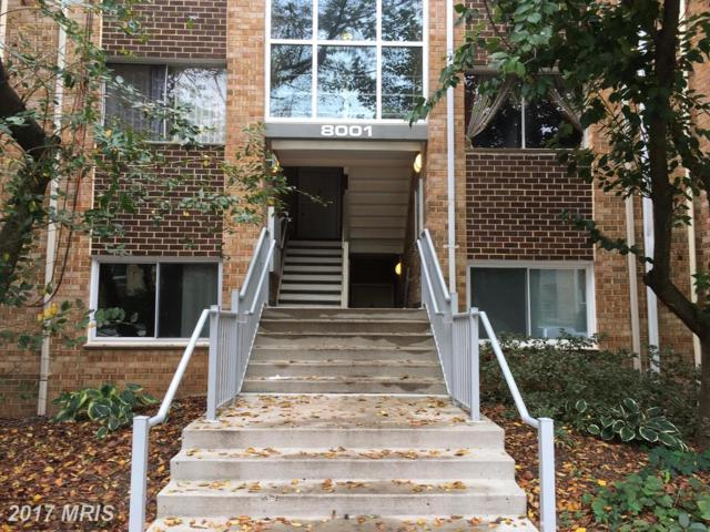 8001 Chanute Place #8, Falls Church, VA 22042 (#FX10082924) :: Pearson Smith Realty