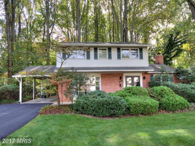 9807 Limoges Drive, Fairfax, VA 22032 (#FX10084116) :: Tom & Cindy and Associates