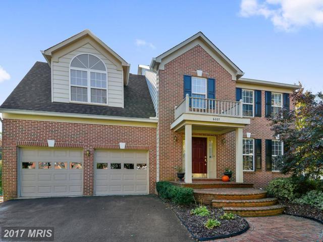 6007 Woodlake Lane, Alexandria, VA 22315 (#FX10096230) :: Fine Nest Realty Group