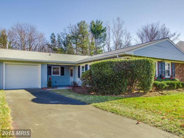 4011 Middle Ridge Drive, Fairfax, VA 22033 (#FX10122889) :: Pearson Smith Realty