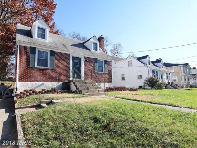 2913 Monroe Place, Falls Church, VA 22042 (#FX10128311) :: Pearson Smith Realty