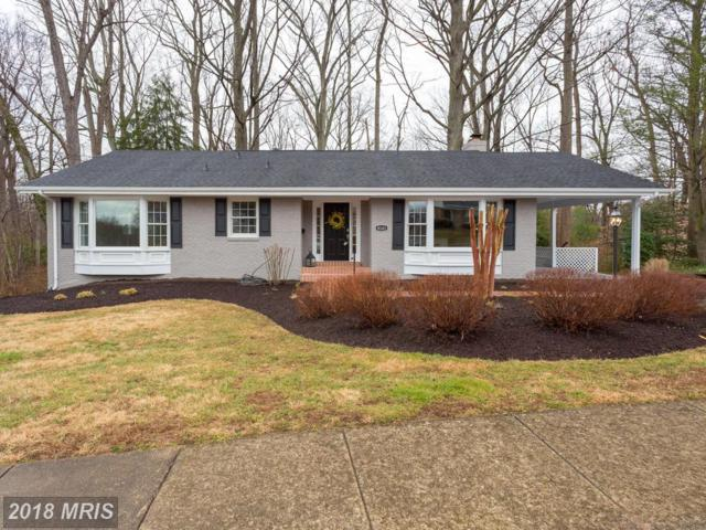8141 Briar Creek Drive, Annandale, VA 22003 (#FX10156869) :: CR of Maryland