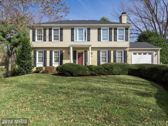 1821 Clachan Court, Vienna, VA 22182 (#FX10158996) :: The Dwell Well Group