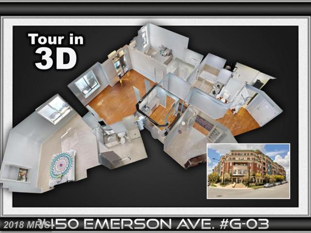 1450 Emerson Avenue G03-3, Mclean, VA 22101 (#FX10163784) :: The Belt Team