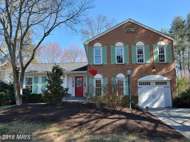9839 Marcliff Court, Vienna, VA 22181 (#FX10181847) :: The Vashist Group