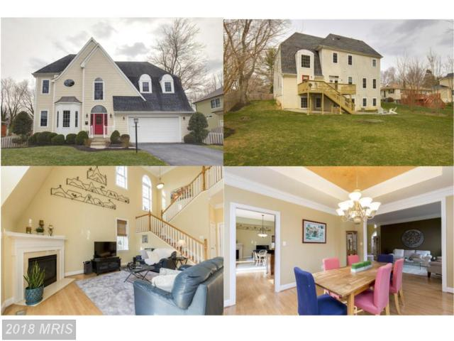 1001 Lynn Street SW, Vienna, VA 22180 (#FX10182124) :: RE/MAX Executives