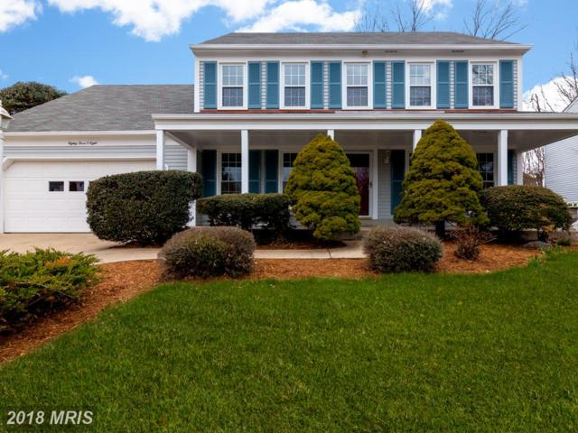 8308 Frosty Court, Lorton, VA 22079 (#FX10194956) :: The Gus Anthony Team