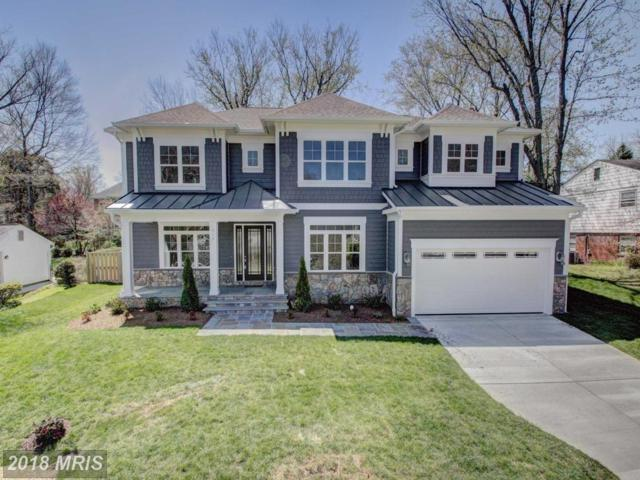 914 Hillcrest Drive SW, Vienna, VA 22180 (#FX10205258) :: RE/MAX Executives