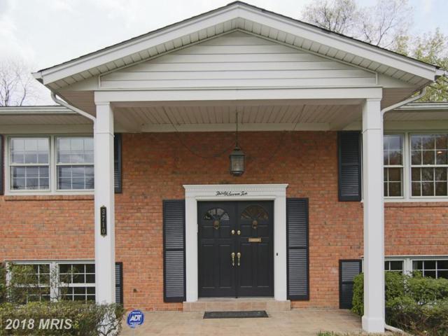 3710 Prince William Drive, Fairfax, VA 22031 (#FX10212707) :: Century 21 New Millennium