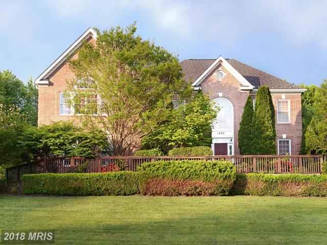 1303 Chamberlain Woods Way, Vienna, VA 22182 (#FX10235746) :: The Belt Team