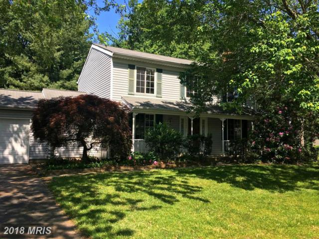 5208 Rushbrook Drive, Centreville, VA 20120 (#FX10245360) :: The Gus Anthony Team