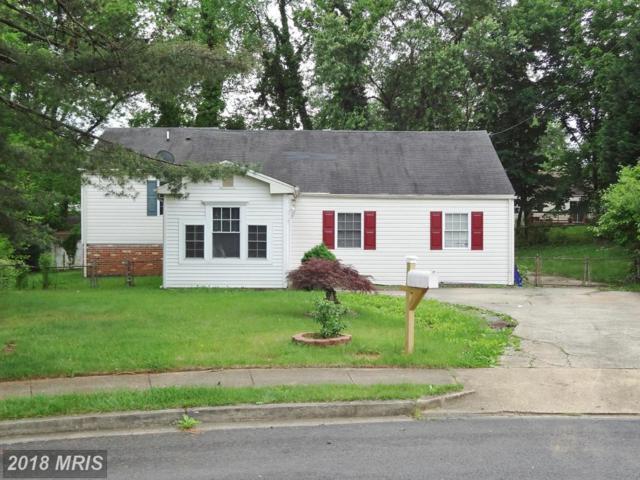 7416 Howard Court, Falls Church, VA 22043 (#FX10248141) :: Green Tree Realty