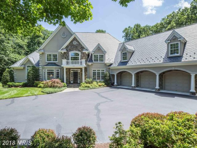 10020 Windy Hollow Road, Great Falls, VA 22066 (#FX10253201) :: Browning Homes Group