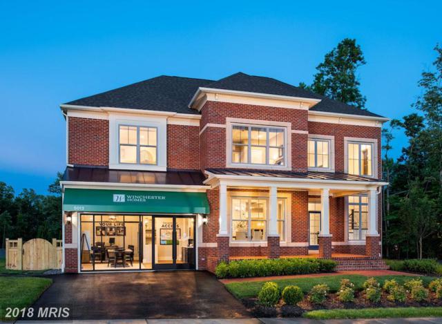 5009 Harvest Grove Drive, Fairfax, VA 22030 (#FX10259314) :: The Maryland Group of Long & Foster