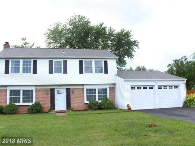 13121 Moss Ranch Lane, Fairfax, VA 22033 (#FX10267566) :: Circadian Realty Group