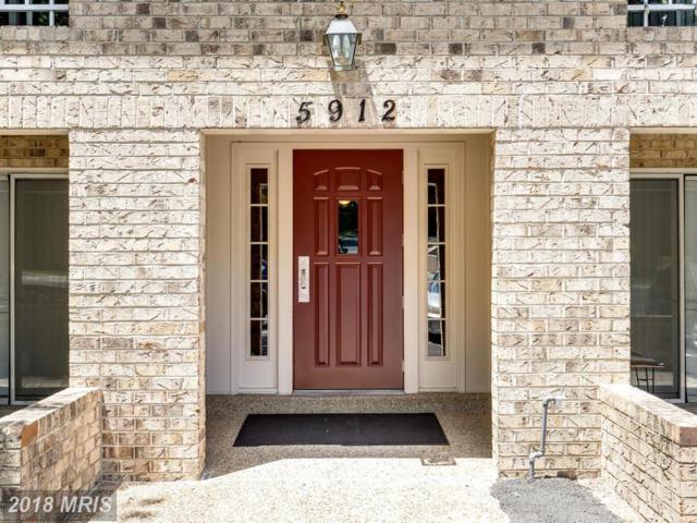 5912 Cove Landing Road #101, Burke, VA 22015 (#FX10273448) :: Provident Real Estate