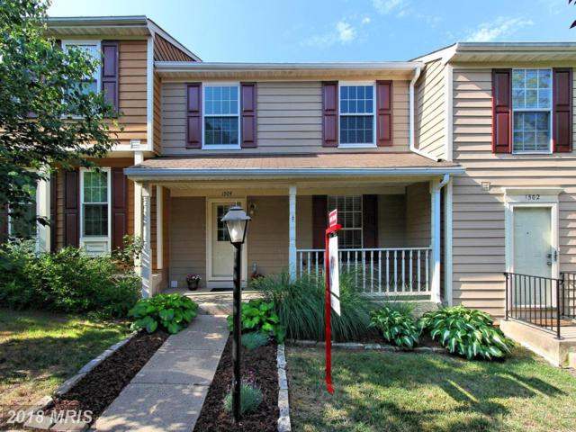 1504 Autumn Ridge Circle, Reston, VA 20194 (#FX10275085) :: The Belt Team