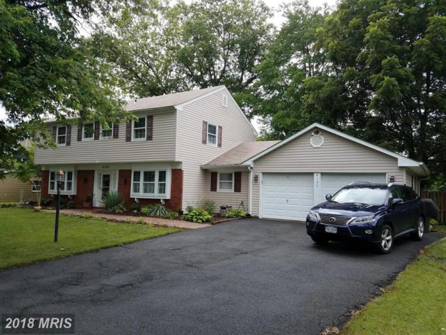 4104 Middle Ridge Drive, Fairfax, VA 22033 (#FX10305249) :: Bob Lucido Team of Keller Williams Integrity