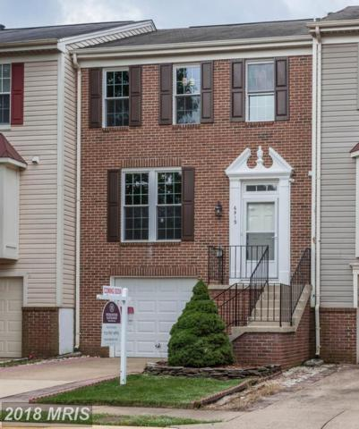 6519 Insignia Court, Centreville, VA 20121 (#FX10308227) :: Bob Lucido Team of Keller Williams Integrity