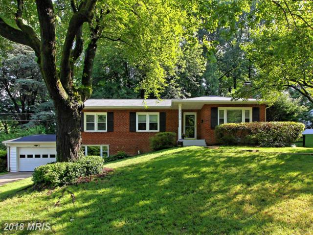 3326 Military Drive, Falls Church, VA 22044 (#FX10308655) :: The Maryland Group of Long & Foster