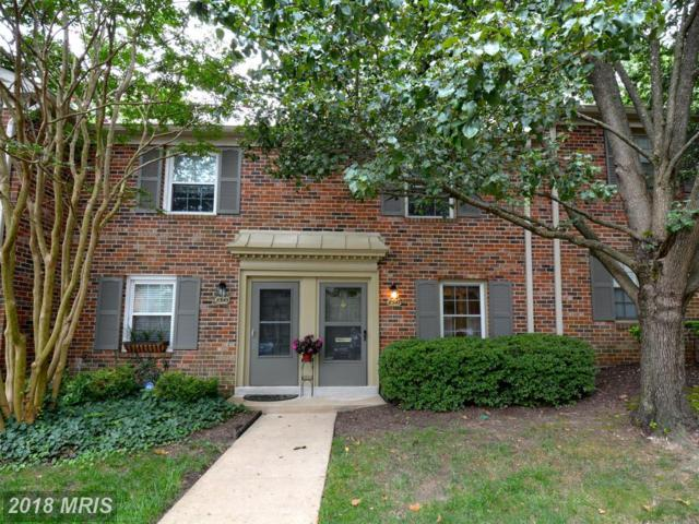 8547 Barrington Court #920, Springfield, VA 22152 (#FX10312493) :: Tom & Cindy and Associates