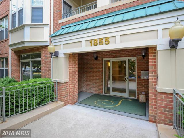 1855 Stratford Park Place #311, Reston, VA 20190 (#FX10314485) :: SURE Sales Group