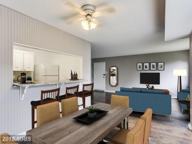 8006 Chanute Place #9, Falls Church, VA 22042 (#FX10315106) :: RE/MAX Executives