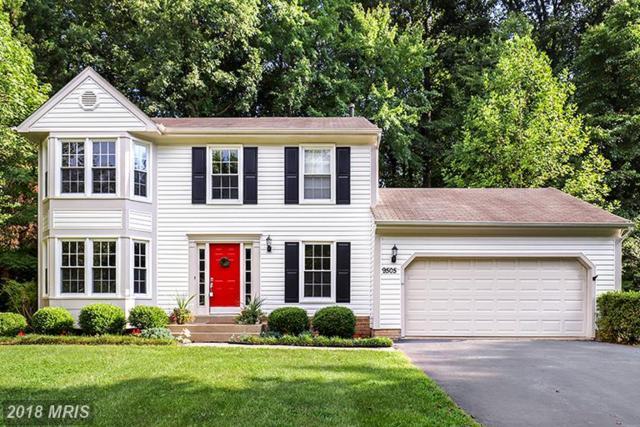 9505 Wooden Spoke Court, Burke, VA 22015 (#FX10321543) :: Colgan Real Estate