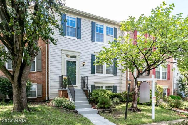 7412 Gadsby Square, Alexandria, VA 22315 (#FX10336745) :: Tom & Cindy and Associates