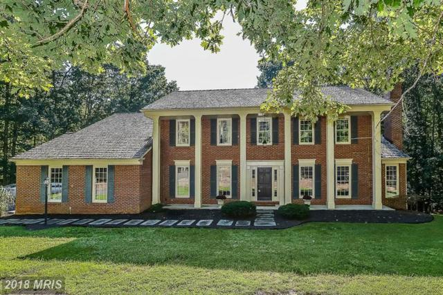 11125 Henderson Road, Fairfax Station, VA 22039 (#FX10343371) :: The Bob & Ronna Group