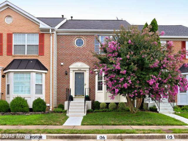 7493 Digby Green, Alexandria, VA 22315 (#FX9012275) :: Browning Homes Group